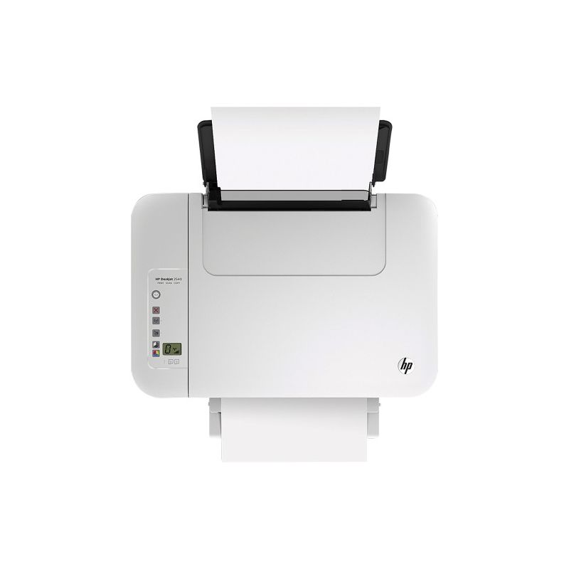 HP - Deskjet 2540 Wireless All-In-One Printer