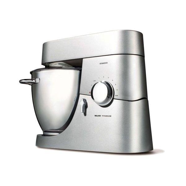 Kenwood KM 020 Chef Major Titanium Kitchen Machine Mixer
