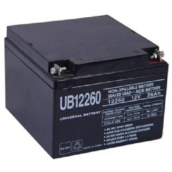Upg Ub12260 Sealed Lead Acid