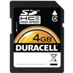 Duracell 4gb Clamshell Sdc