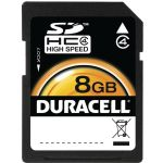 Duracell 8gb Clamshell Sdc