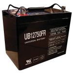Upg Ub12750fr Seald Lead Acid