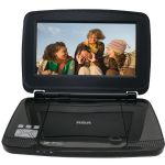 Rca 9in Dvd Plyr W/bag Blk