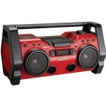 Sony Heavy-dty Cd Radio Boombx