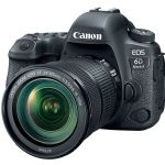 Canon EOS 6D Mark II DSLR Camera with 24-105mm STM Lens