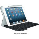 Logitech - Ultrathin Keyboard Folio Case for Apple iPad mini 2