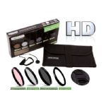 Precision 6 Piece HD Multi Coated Glass Filter Kit (43mm)