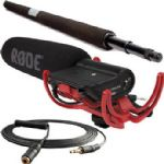 Rode VideoMic & Micro Boompole Kit