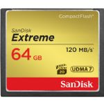 SanDisk 64 GB Extreme CompactFlash Memory Card (120mb/s)