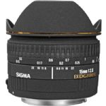 Sigma 15mm f/2.8 EX DG Diagonal Fisheye Autofocus Lens for Sony