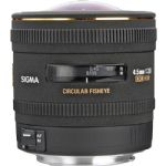 Sigma 4.5mm f/2.8 EX DC HSM Lens for Sony