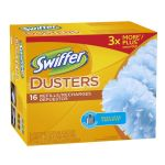 Swiffer Disposable Cleaning Dusters Refills, Unscented