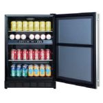 Magic Chef MCWBC77DZC Dual-Zone Wine and Beverage Cooler