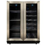 Vinotemp VT-36 Dual Zone Wine and Beverage Cooler